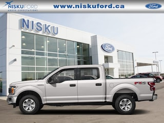 New 2018 Ford F-150 - $413.52 B/W Super Crew in Nisku