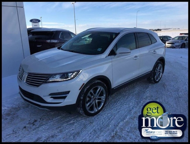 Used 2015 Lincoln MKC 2.3 Ecoboost AWD SUV  in Nisku