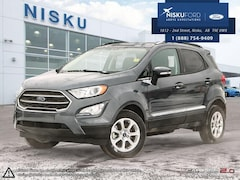 2018 Ford EcoSport SE - Bluetooth SUV