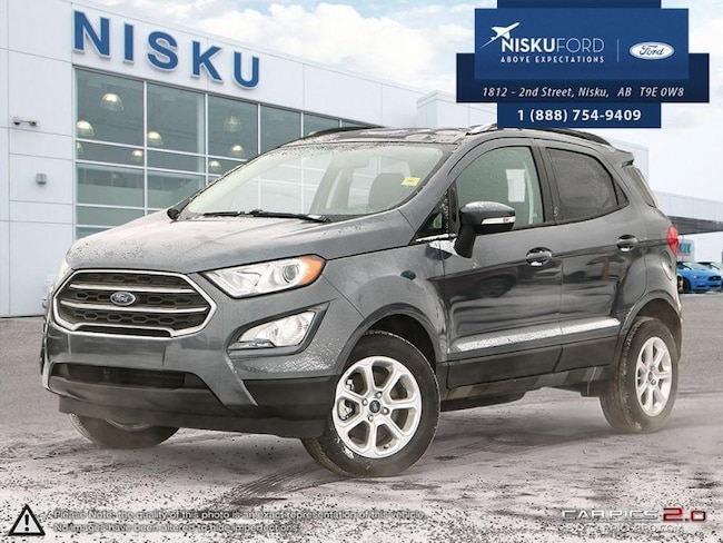 New 2018 Ford EcoSport SE - Bluetooth SUV In Nisku and Edmonton Area