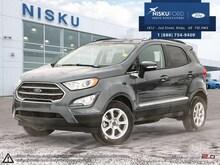2018 Ford EcoSport SE - Bluetooth SUV