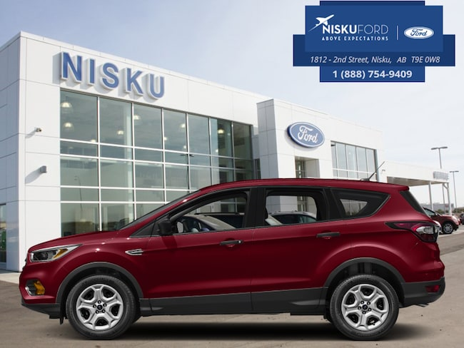 New 2018 Ford Escape SE 4WD SUV In Nisku and Edmonton Area