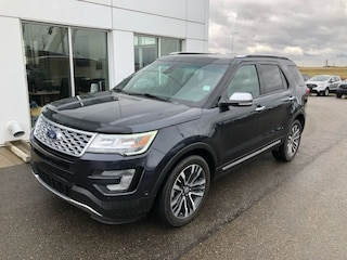 2017 Ford Explorer Platinum Financing From 4.99% APR. Fast AND Easy A SUV