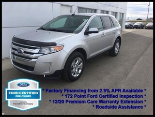 2013 Ford Edge SEL - Certified - Bluetooth -  Sync SUV