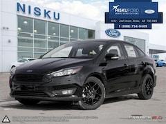 2018 Ford Focus SEL - Sunroof -  Bluetooth -  Siriusxm Sedan