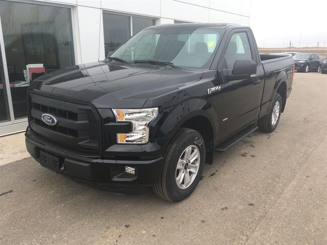 New 2016 Ford F-150 Truck In Nisku and Edmonton Area