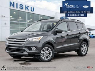 New 2018 Ford Escape SE 4WD - Package SUV in Nisku