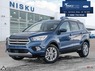 New 2018 Ford Escape SE 4WD SUV in Nisku