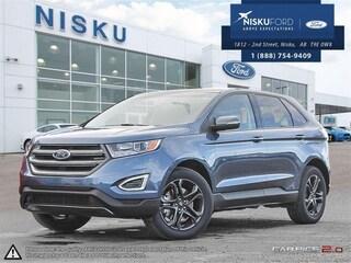 New 2018 Ford Edge SEL AWD - Bluetooth -  Heated Seats Wagon in Nisku