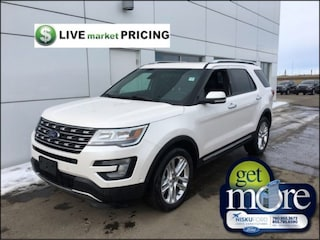 2017 Ford Explorer Limited - Navigation -  Cooled Seats SUV