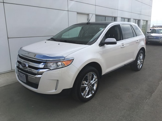 Used 2013 Ford Edge Limited 4D Utility AWD - Leather Seats SUV  in Nisku