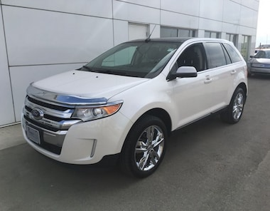 2013 Ford Edge Limited 4D Utility AWD - Leather Seats SUV