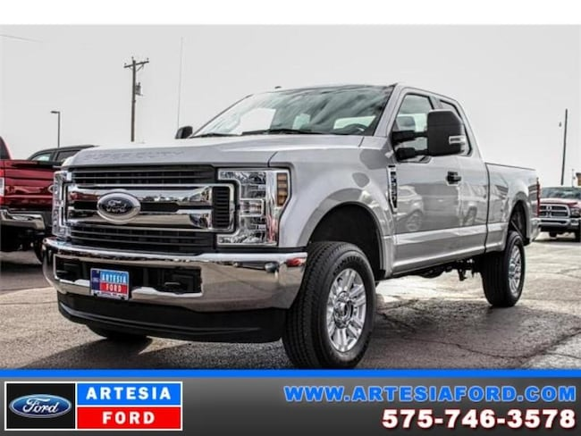 2018 Ford F-250 XLT Extended Cab Truck