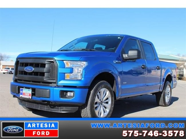 2016 Ford F-150 XL Crew Cab Short Bed Truck