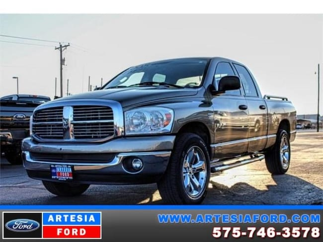 2008 Dodge Ram 1500 ST/SXT Crew Cab Long Bed Truck