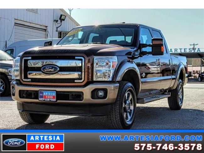 2011 Ford F-350 King Ranch Crew Cab
