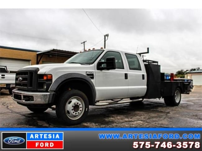 2008 Ford F-550 Chassis Cab XL Chassis Truck