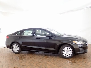 New 2019 Ford Fusion S Sedan for sale in Merrillville, IN
