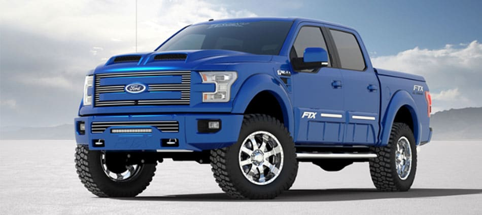 Click To Learn More About Ford Ftx And Black Ops Tuscany Trucks In