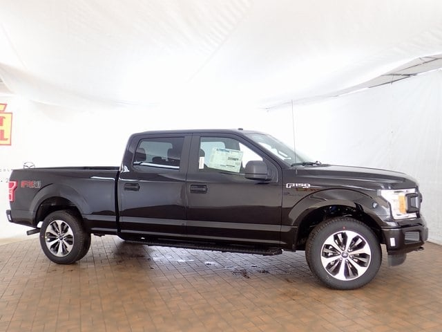 New 2019 Ford F-150 STX Truck in Merrillville, IN