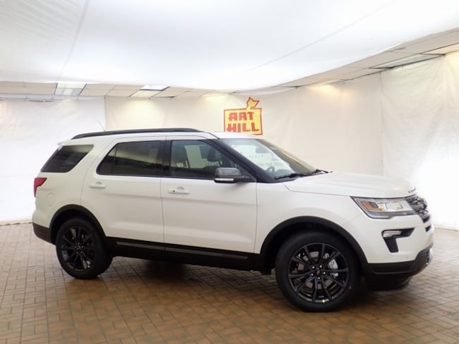 New 2019 Ford Explorer XLT SUV Near Gary IN