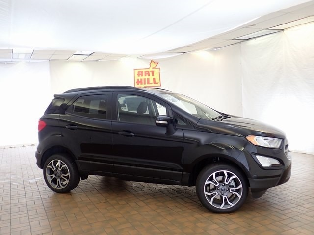 New 2018 Ford EcoSport SE Crossover in Merrillville, IN