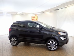 New 2018 Ford EcoSport SE Crossover Near Gary IN