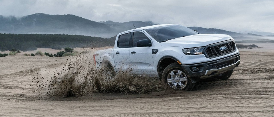 New 2019 Ford Ranger Merrillville, IN