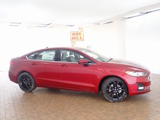 New 2019 Ford Fusion SE Sedan for sale in Merrillville, IN