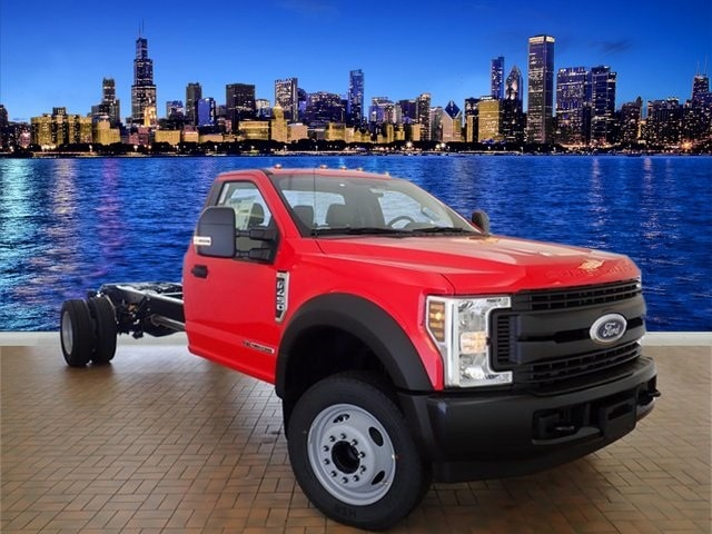 New 2019 Ford F-450 Chassis Commercial-truck in Merrillville, IN