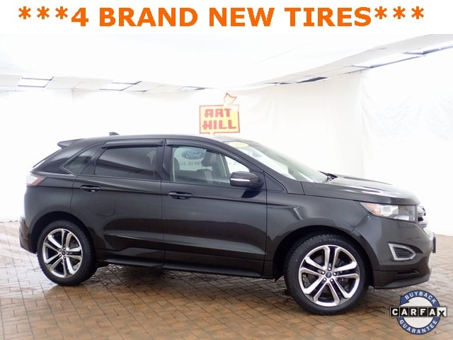 Used 2015 Ford Edge Sport SUV in Merrillville, IN