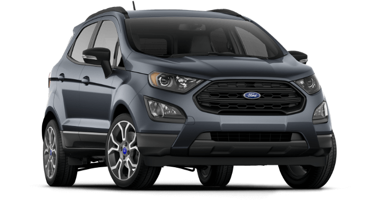 Smoke 2019 Ford EcoSport SES