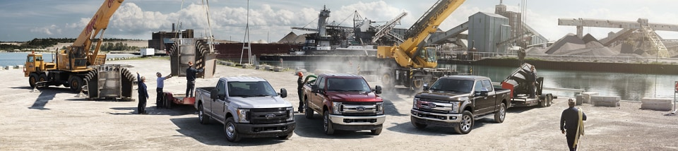 New 2018 Superduty Models