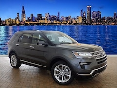 New 2018 Ford Explorer Limited SUV Near Gary IN