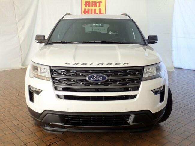 new 2019 ford explorer for sale merrillville in stock l0302