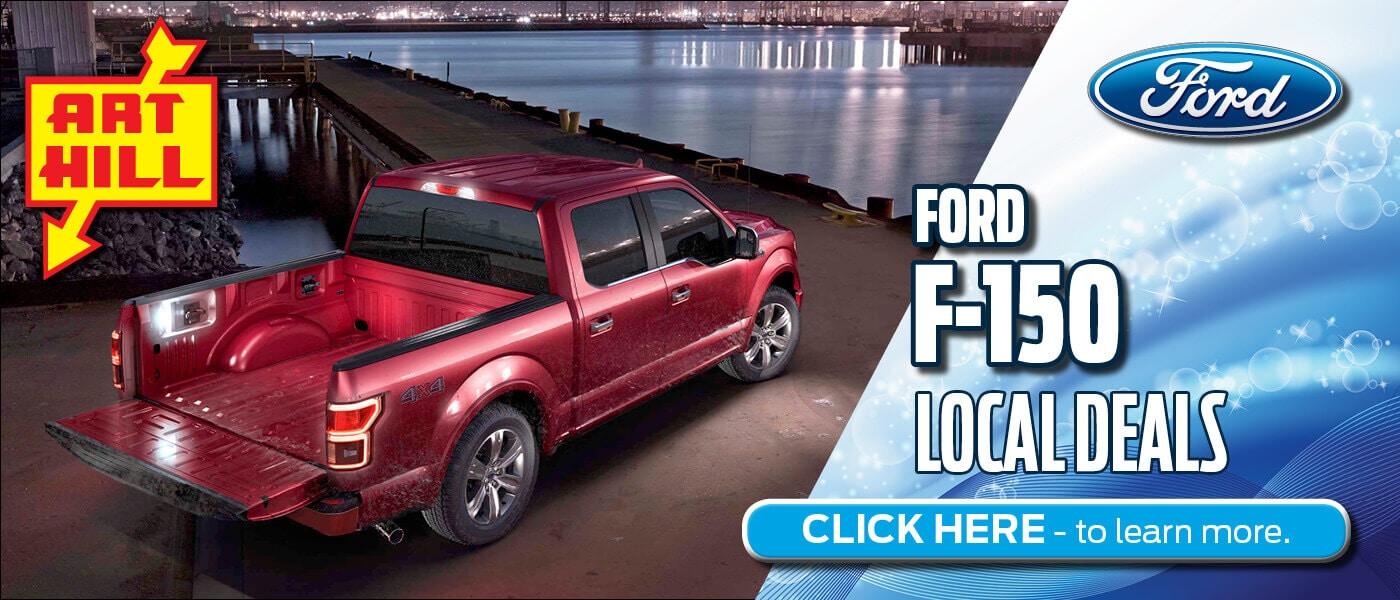 Ford F-150 Local Deal