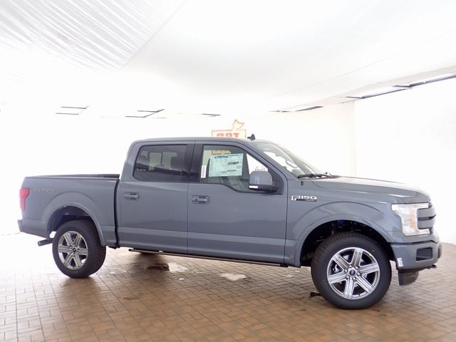 New 2019 Ford F-150 Lariat Truck for sale in Merrillville IN
