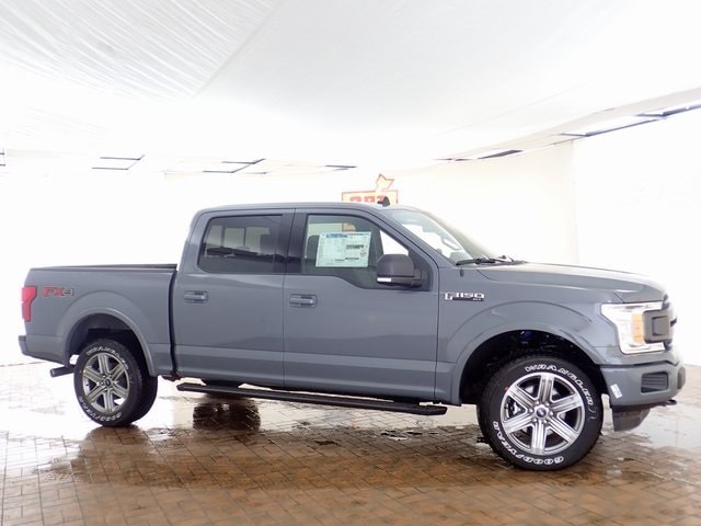 New 2019 Ford F-150 XLT Truck in Merrillville, IN