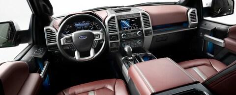 compare the ford f 150 vs the silverado 1500 and ram 1500