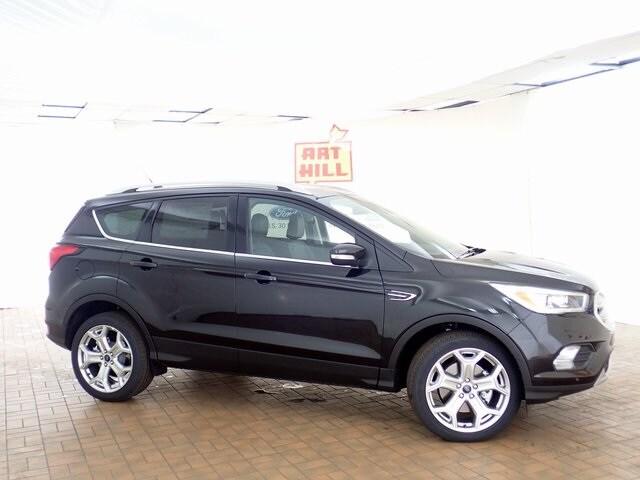 New 2019 Ford Escape Titanium SUV for sale in Merrillville IN