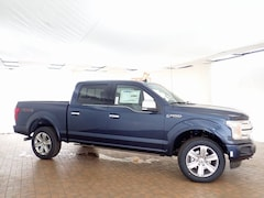 New 2019 Ford F-150 Platinum Truck Near Gary IN