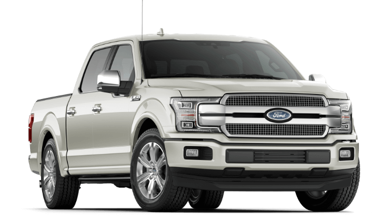 2019 Ford F-150 Platinum-