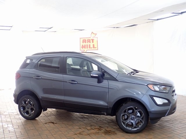 Used 2018 Ford EcoSport SES SUV in Merrillville, IN