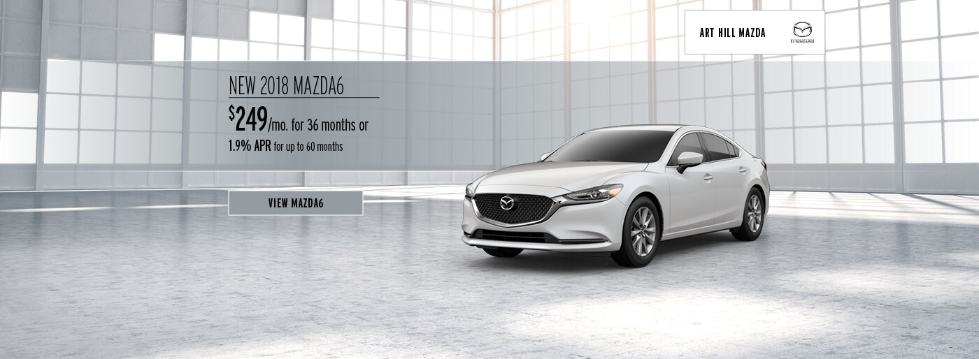 New Mazda And Used Car Dealer Serving Merrillville Art Hill Mazda