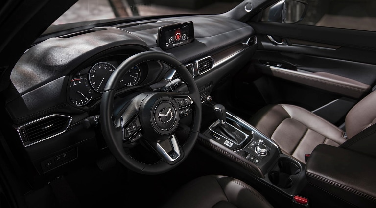 2019 Mazda CX-5 interior dashboard
