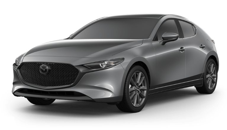 2020 Mazda3 Preferred - Machine Gray Metallic