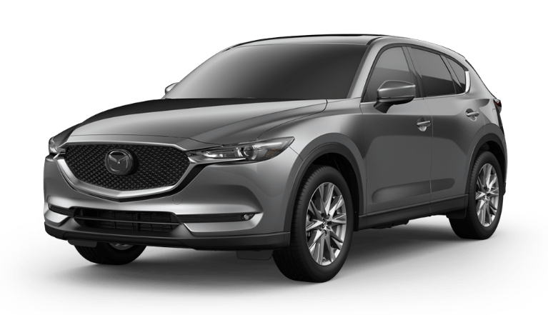 2019 Mazda CX-5 Grand Touring - Machine Gray Metallic