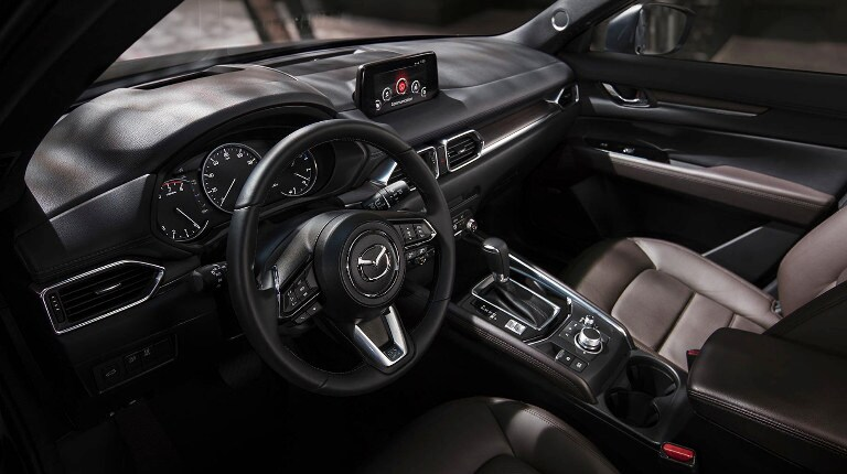 2019 Mazda CX-5 infotainment display