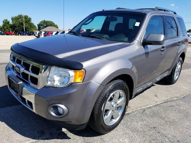 2011 Ford Escape Limited 4dr SUV SUV