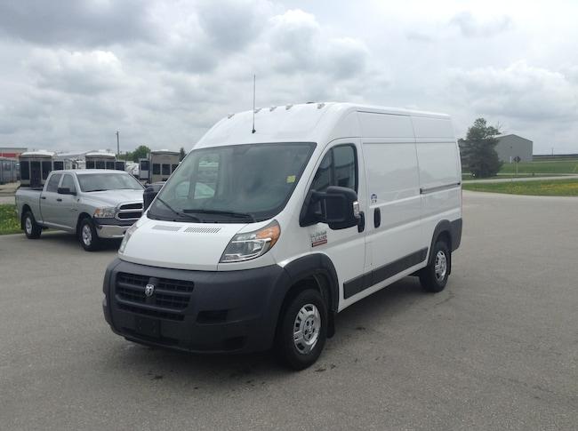 2018 Ram 1500 High Roof Van Cargo Van